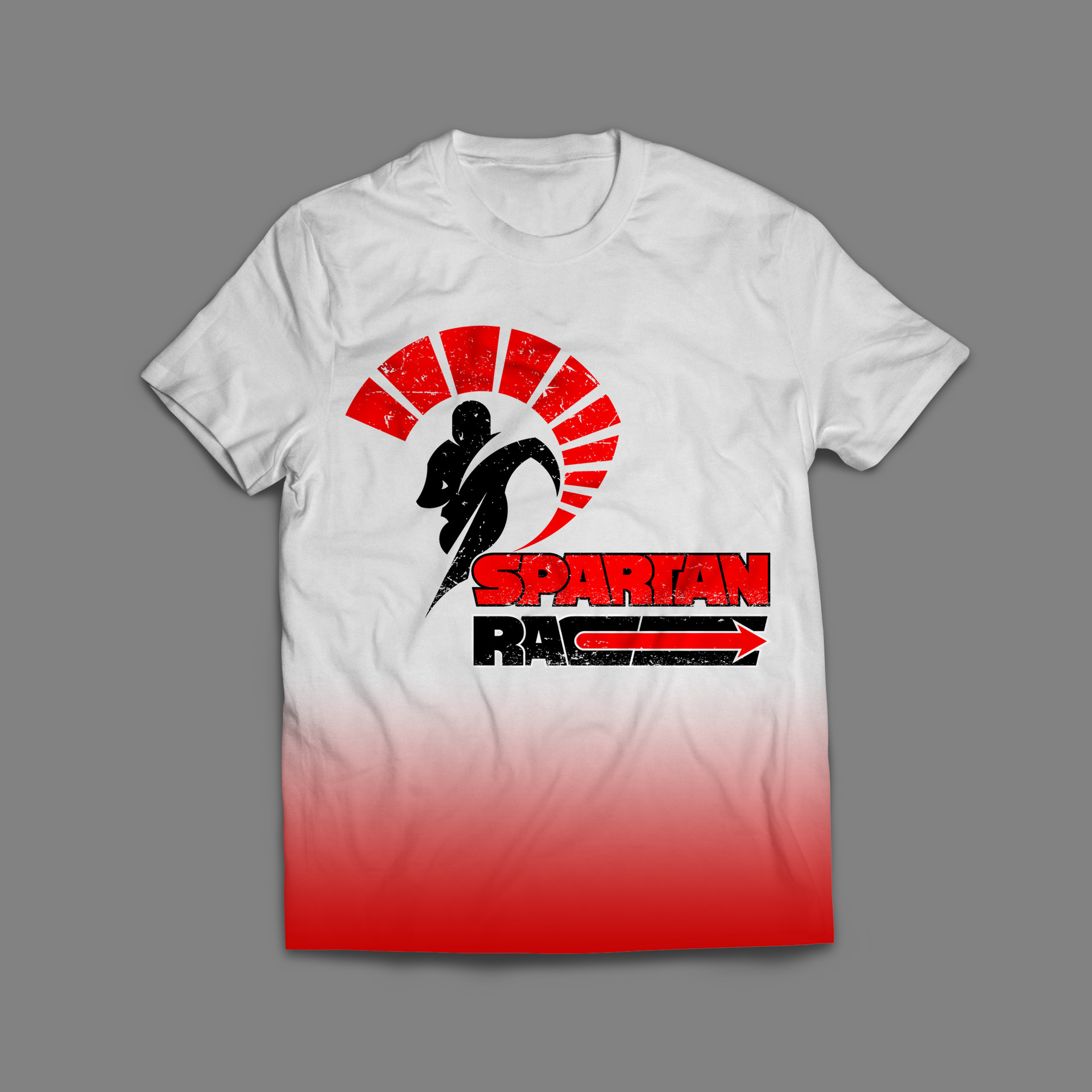 Richard t white jr spartanrace tshirtmockup 02