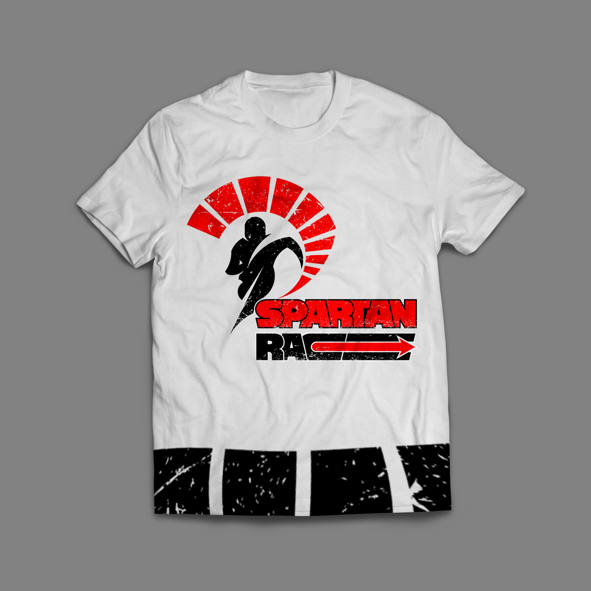 Richard t white jr spartanrace tshirtmockup 03