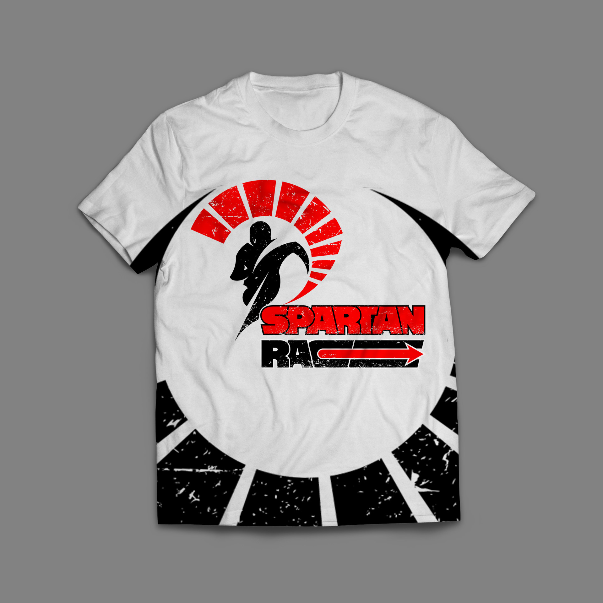 Richard t white jr spartanrace tshirtmockup 05