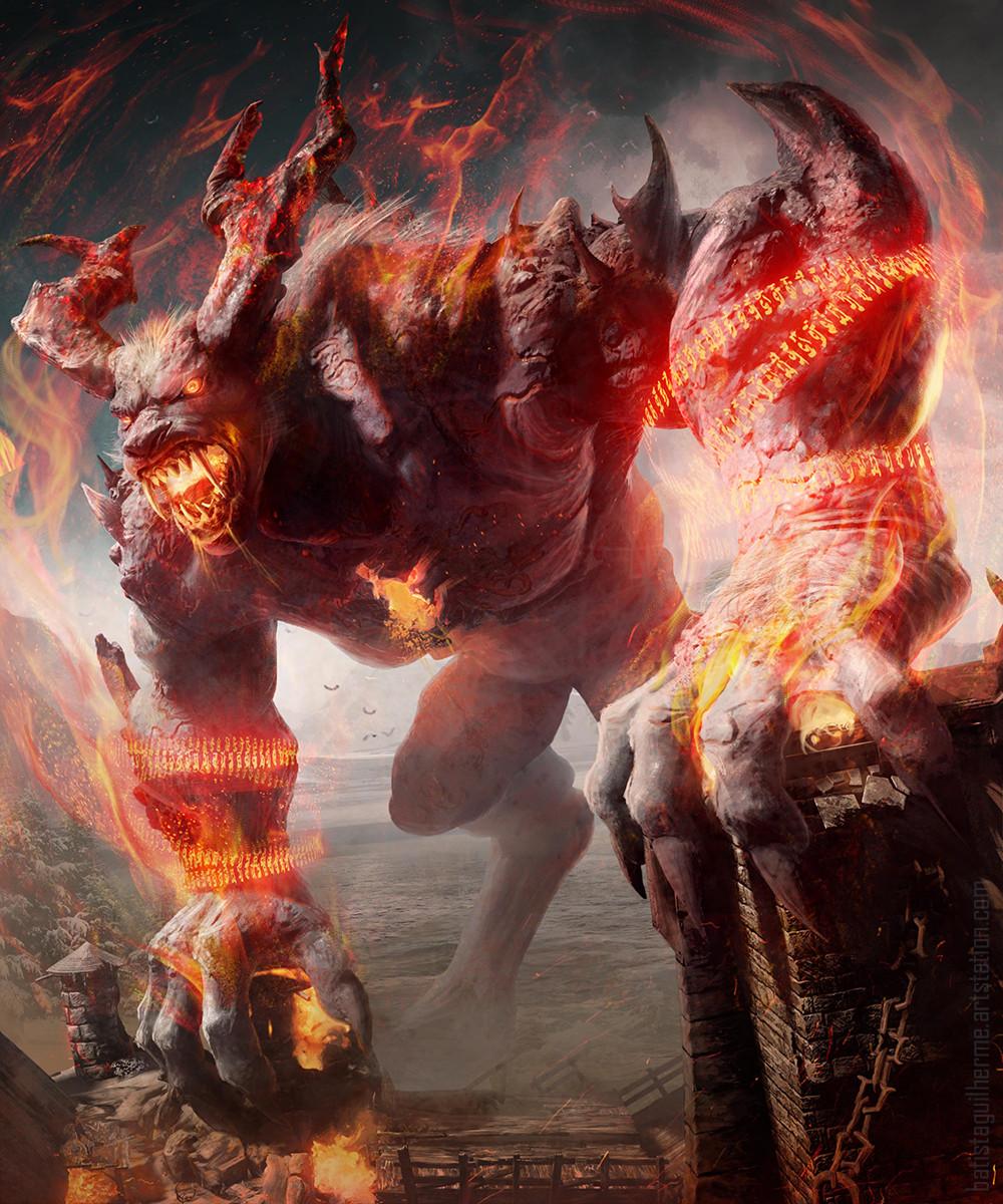 Guilherme batista mx beast god of destruction before evolution guilherme batista