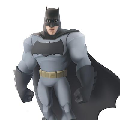 Valerio buonfantino infinity style batman