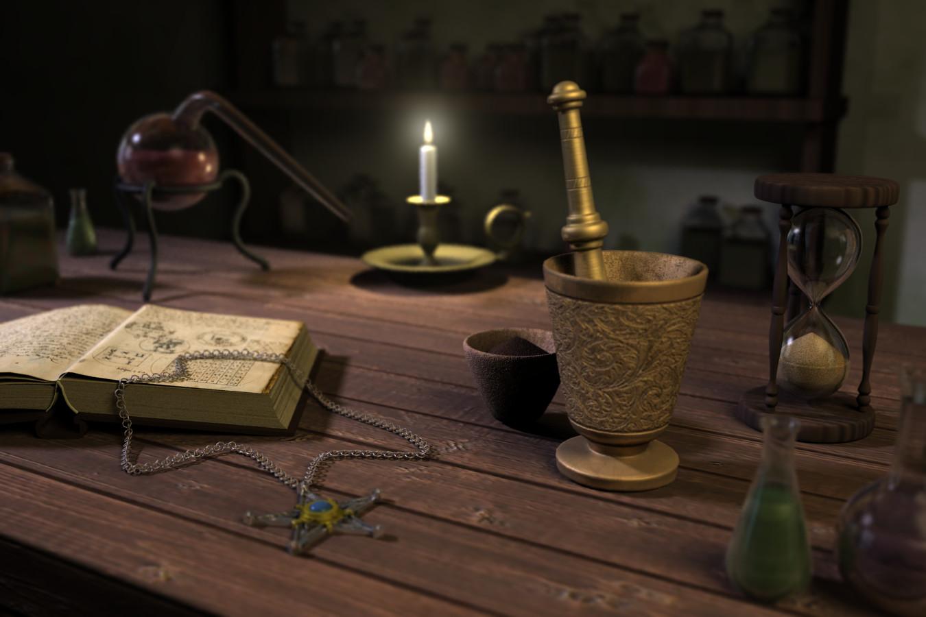 asaf mozes alchemy lab