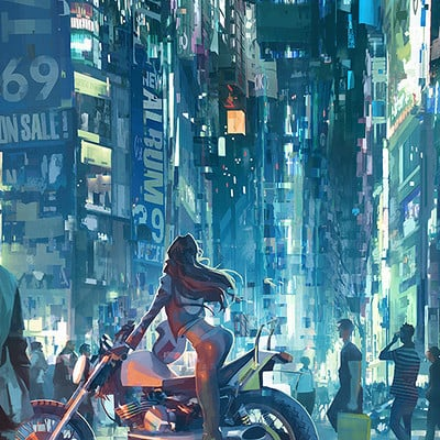 Alessandro talexi taini city night beauty sm