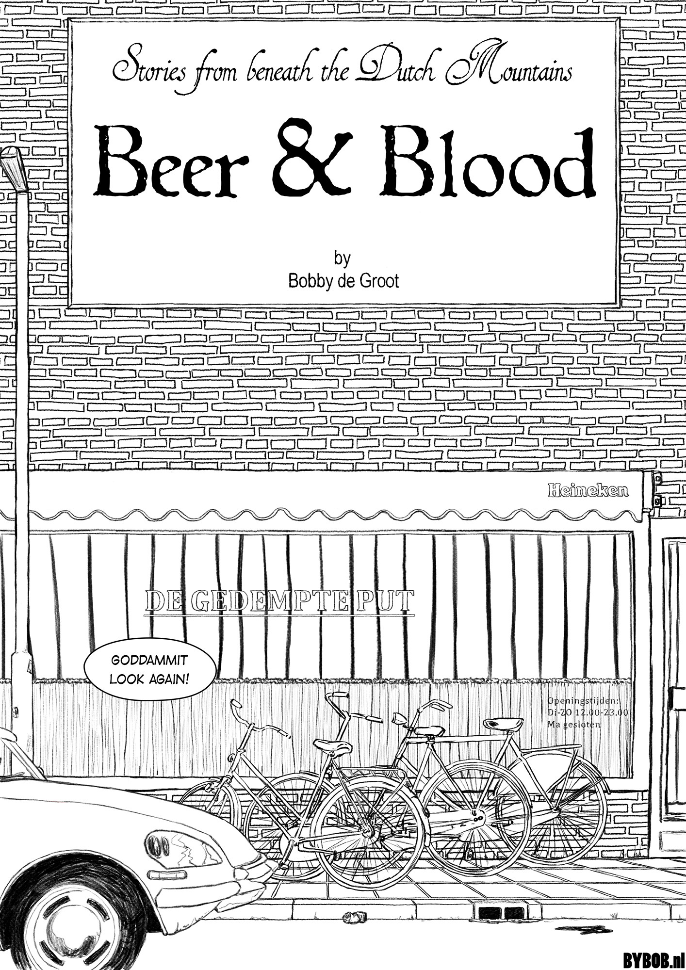 Bobby de groot beer blood pg1
