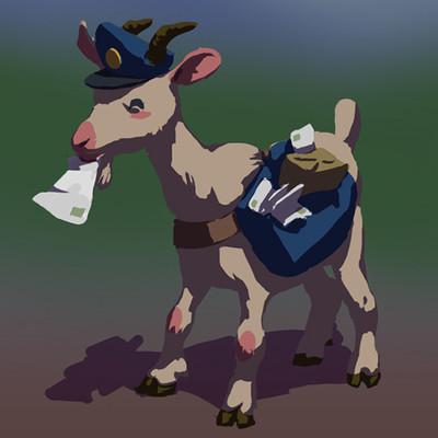 Devin platts goat mailman
