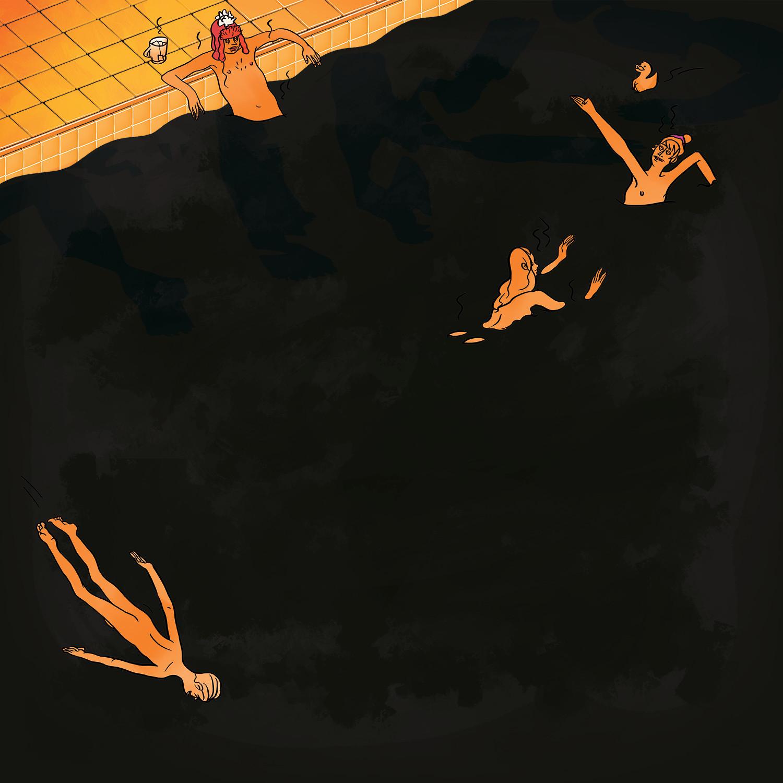 Kaspar tamsalu kaspar tamsalu illustratsioon wip 2