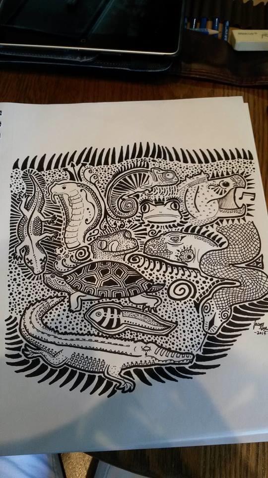'Reptiles'