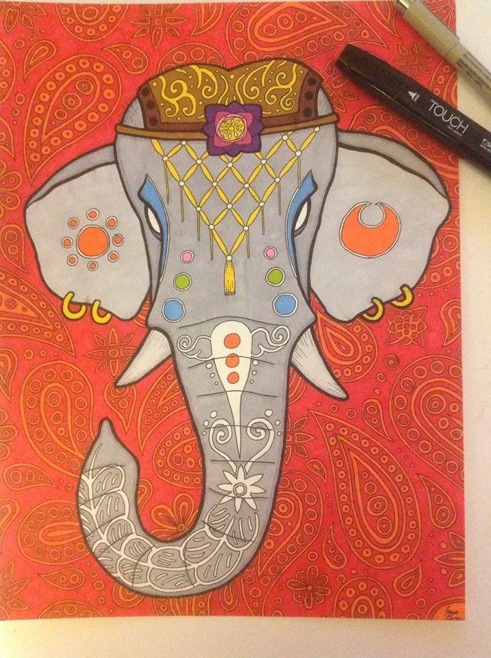 'Indian Elephant'
