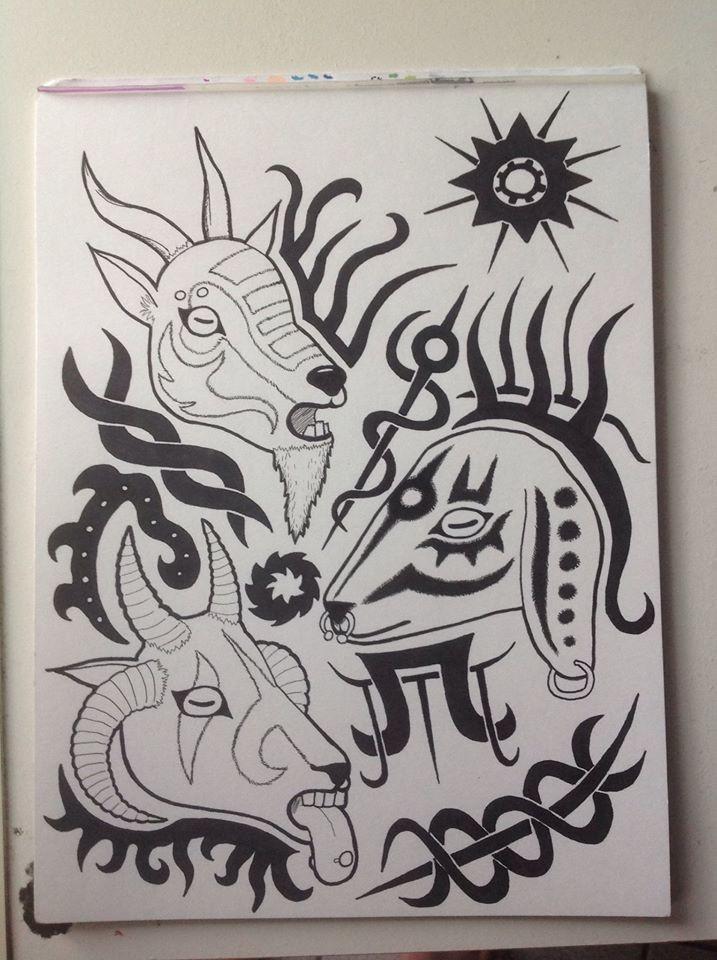 'Tribal Goats'