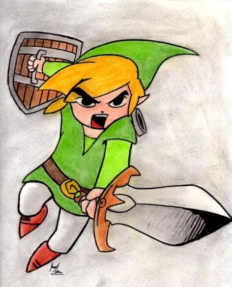 'Cartoon Link'
