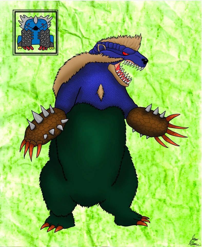 'Arzuros (Monster Hunter)'