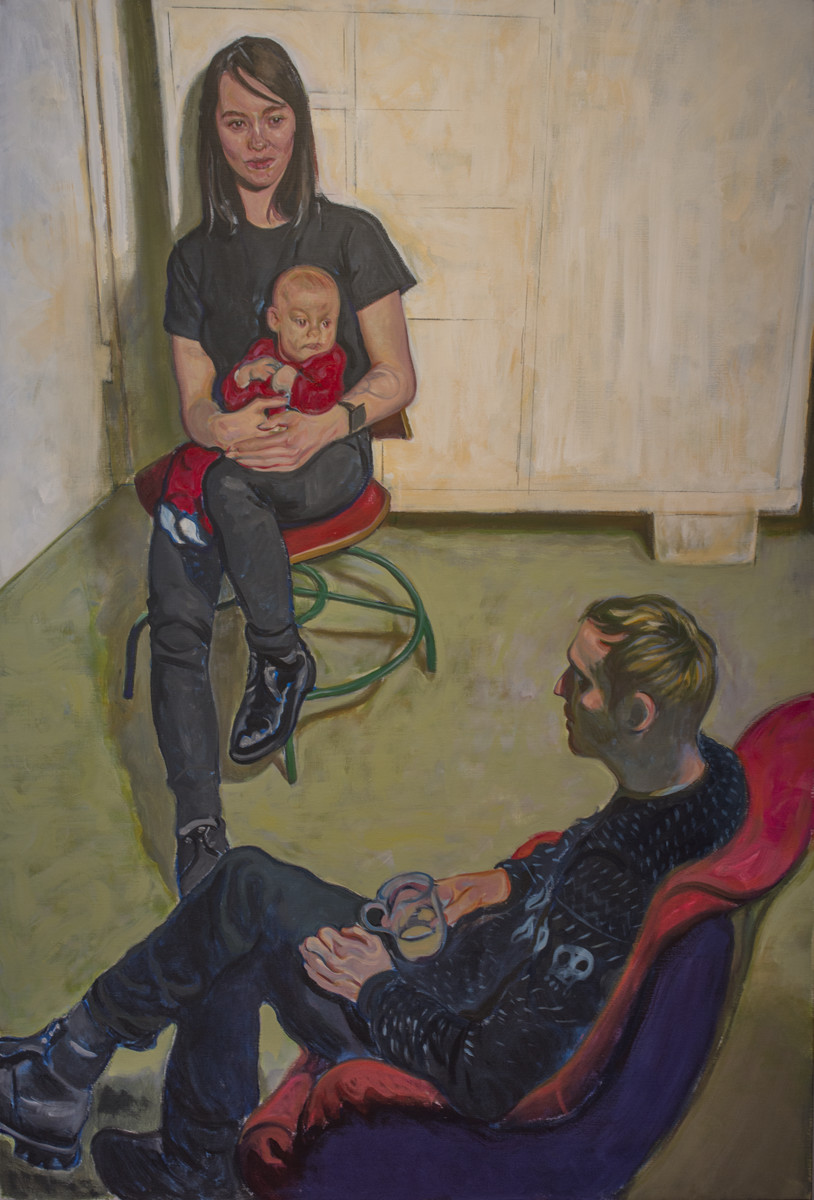 Jo, Aki and Timo