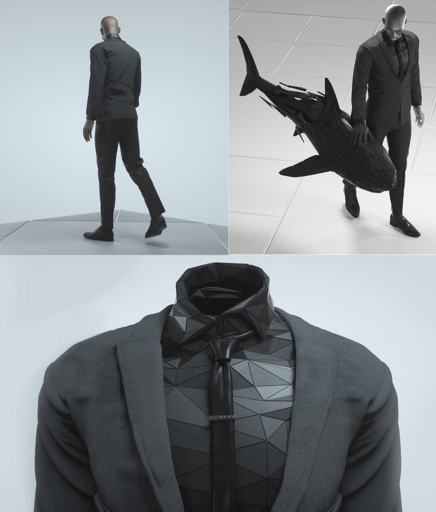 Travis davids suit