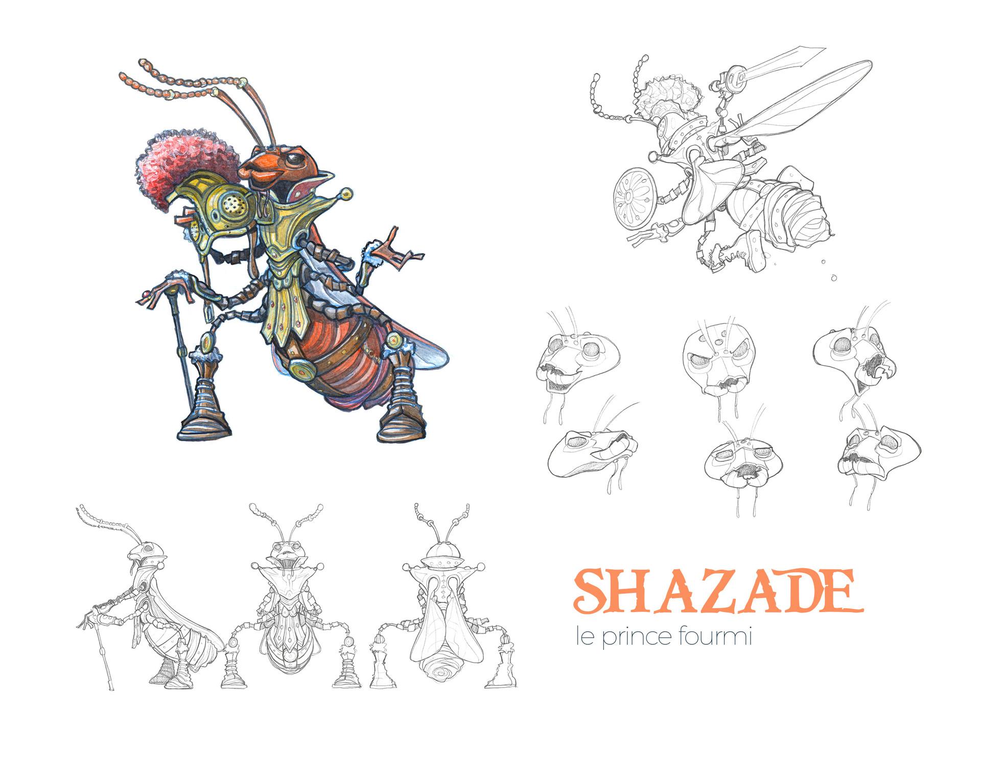 Signarbieux nicolas hexapoda shazade