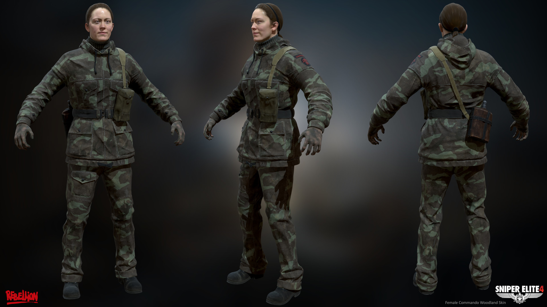 Veriana Galvani Sniper 4
