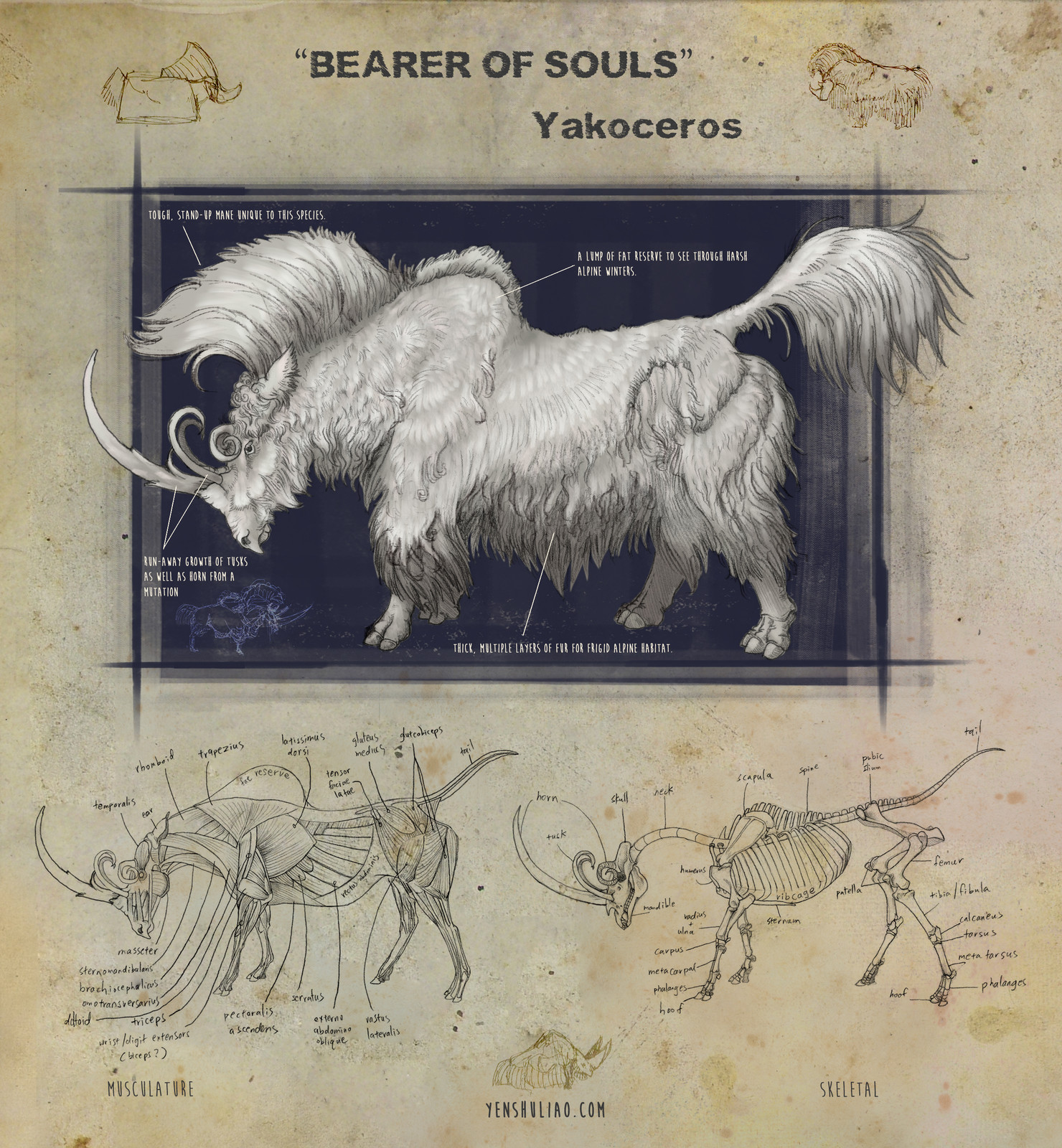 Bearer of Souls