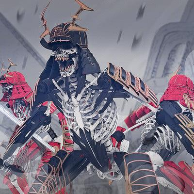 Furio tedeschi shoguns