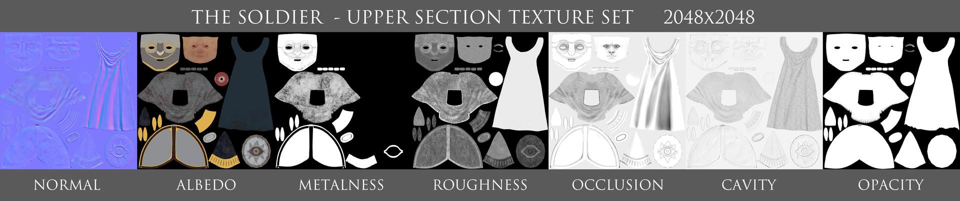 Andrew constantine upper texturesets