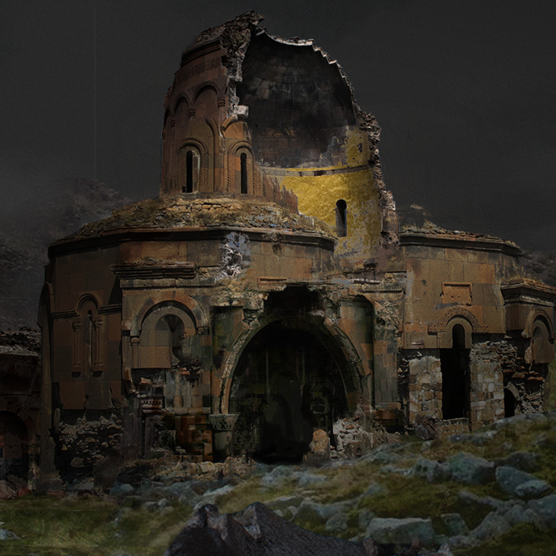 Hellboy Ruins