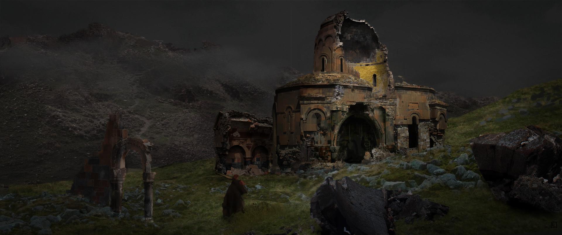 Eli gershenfeld ruins