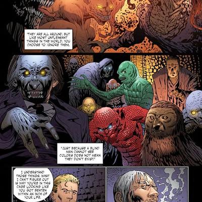 Piotr kowalski monsterworld issue004 prevue page 5