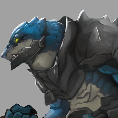 Enemy Concept B