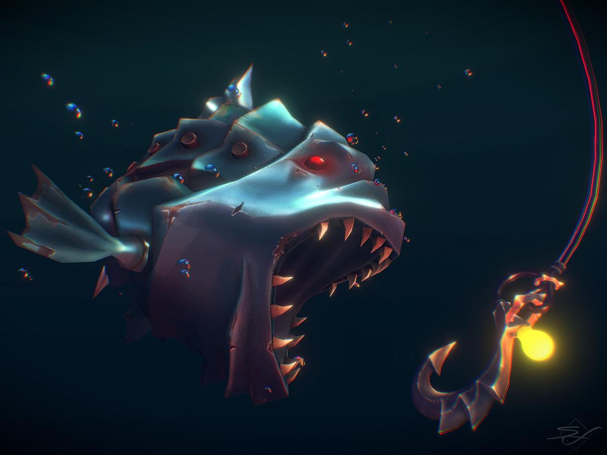 Sebastian irmer fish render