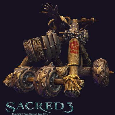 Sacred 3 - Assets (2014)