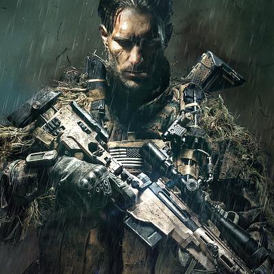 Gregory pedzinski sniper ghost warrior3