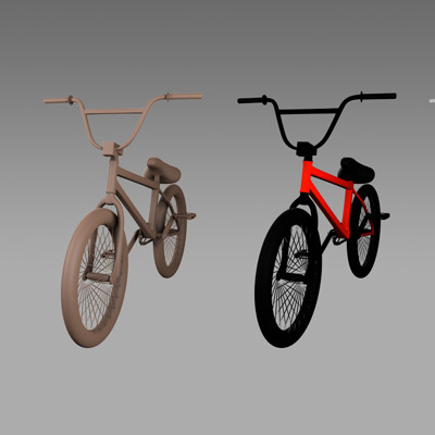 Steven kok shun bicycle
