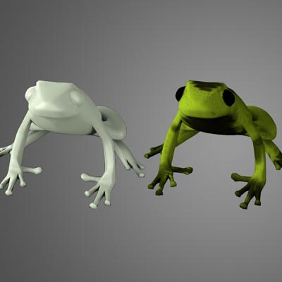 Steven kok shun frog