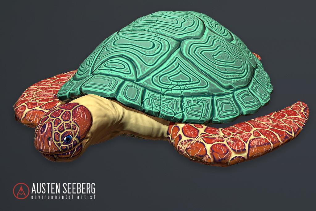 Stylized Turtle