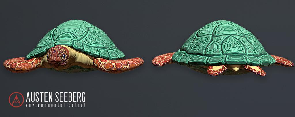 Austen seeberg turtlerender02