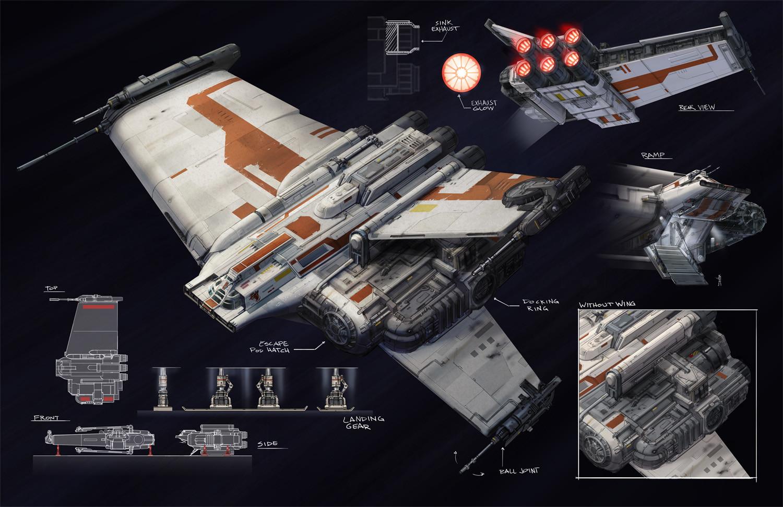 ArtStation - Star Wars the Old Republic :: BT-7 Thunderclap