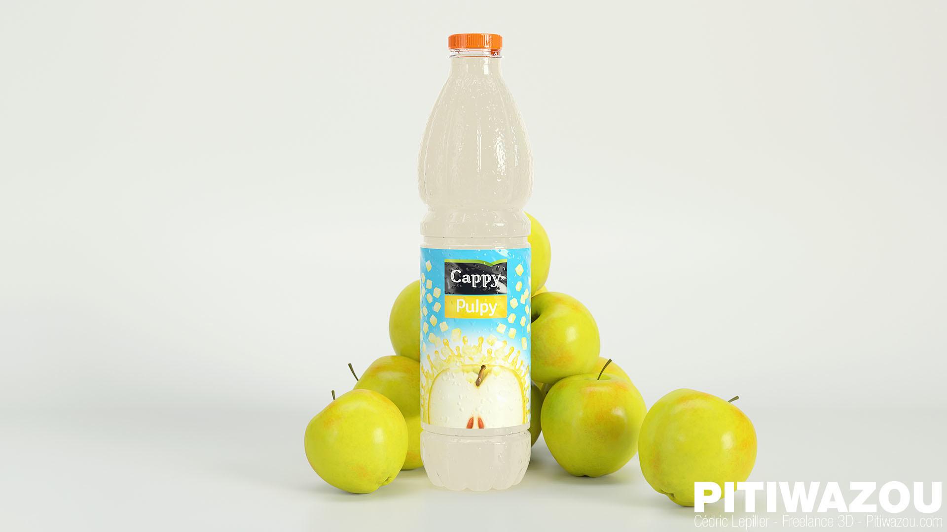 Cedric lepiller cedric lepiller pitiwazou pulpy pomme 001