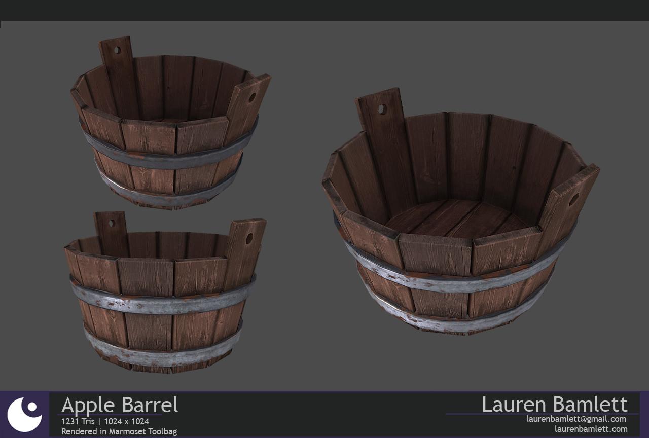 Lauren bamlett barrel 01
