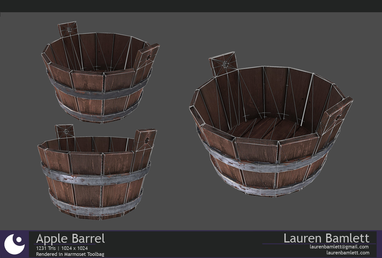 Lauren bamlett barrel 02