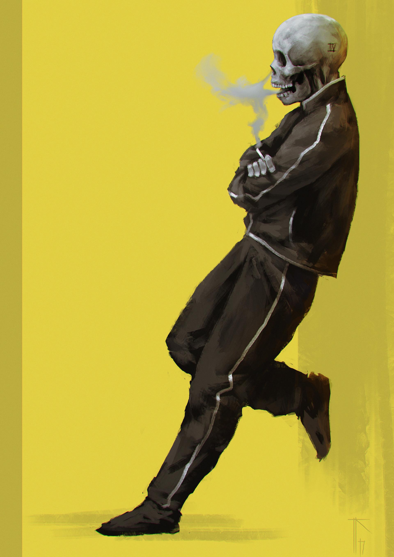Jens kuczwara skullboy 01