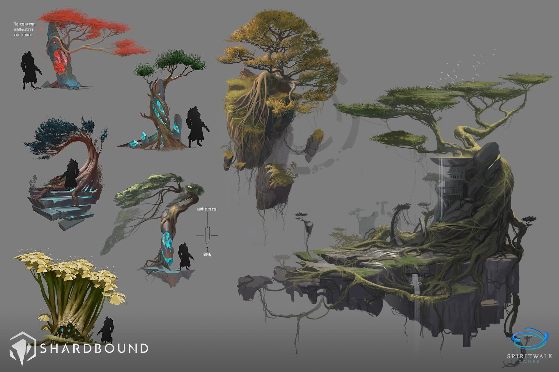 David alvarez dalvarez shardbound trees 01