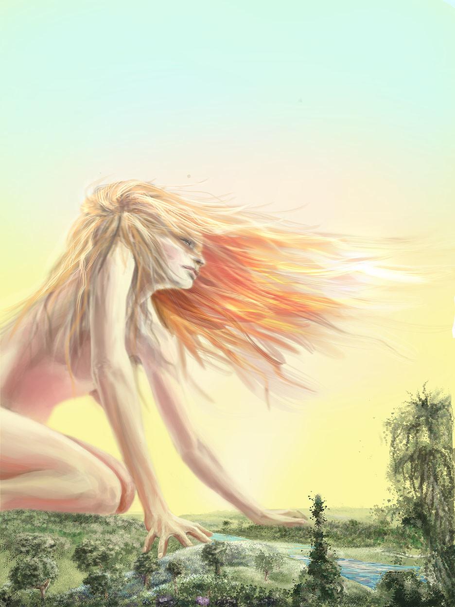 artstation giantess bryan randall