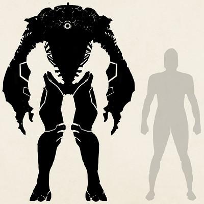 Grabiel ruiz silhouette37