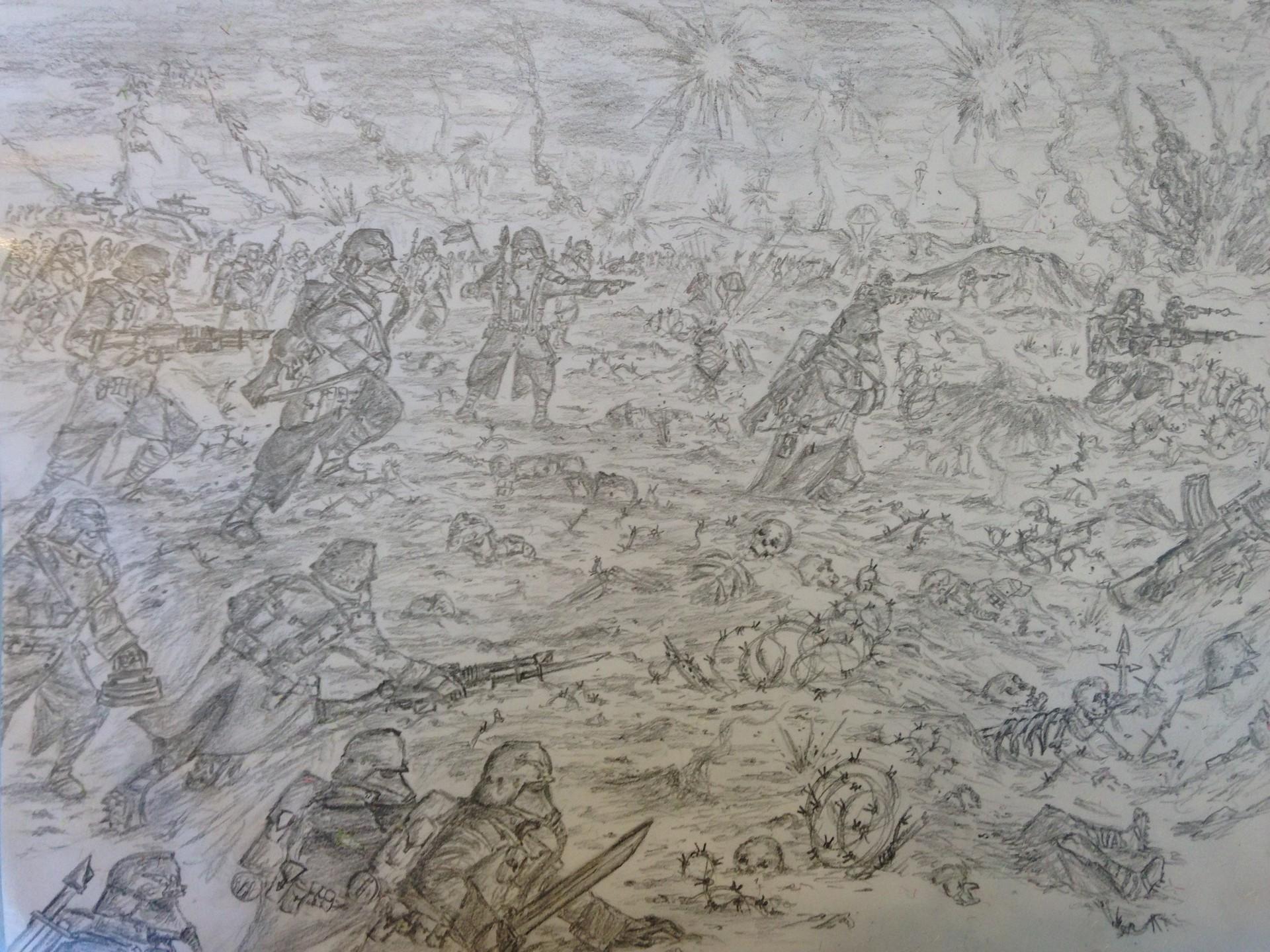 Kristoffer Johansen Warhammer 40000 Death Korps Of Krieg