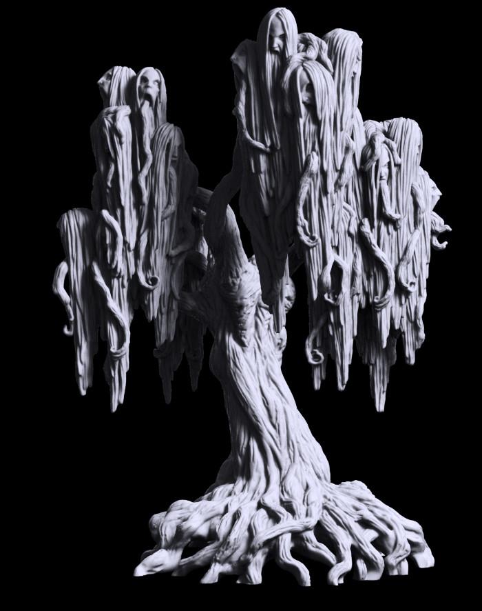 Michael jenkins jinmenju demon tree a