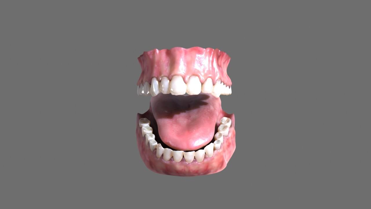 Crystal bretz teethstill