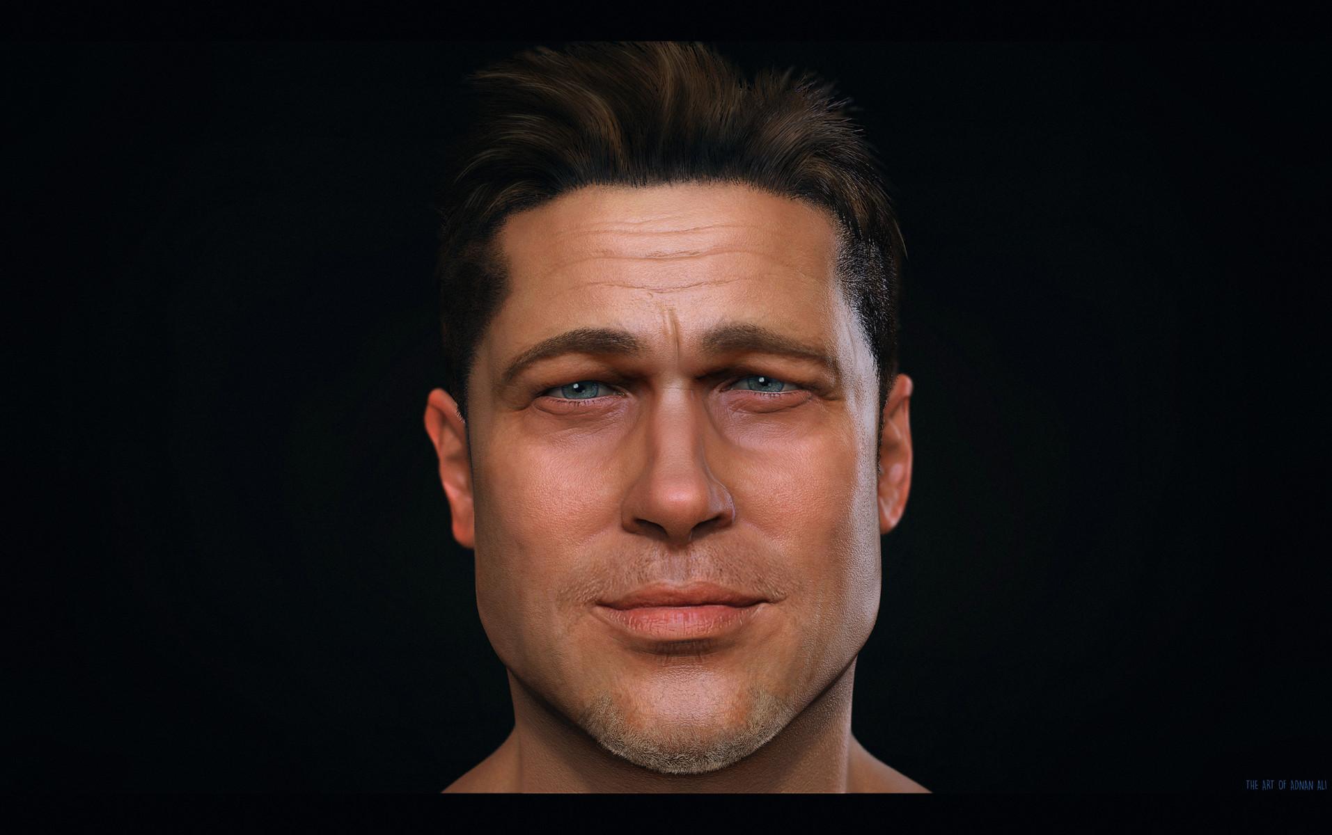 Adnan ali bradpitt