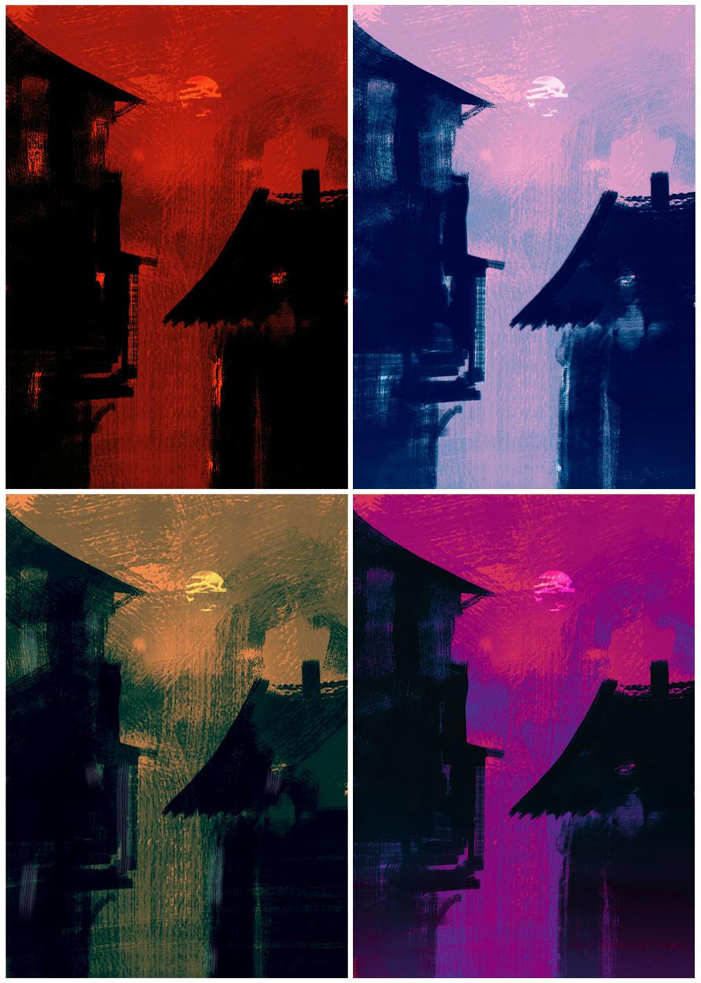 Emrullah cita atmosphere colors