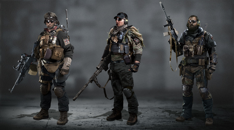 Mariusz Miaskiewicz Sniper Ghost Warrior 3