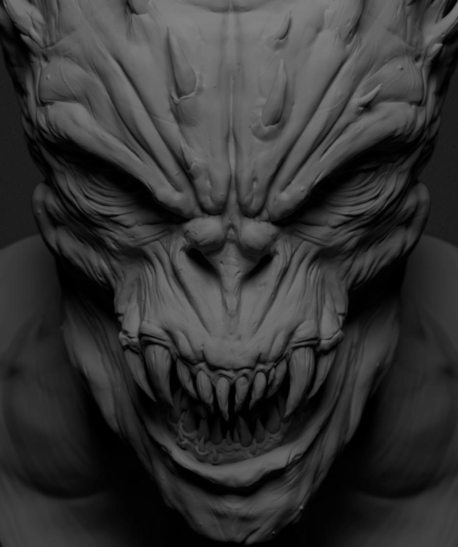 Ilhan yilmaz demon render v03 02