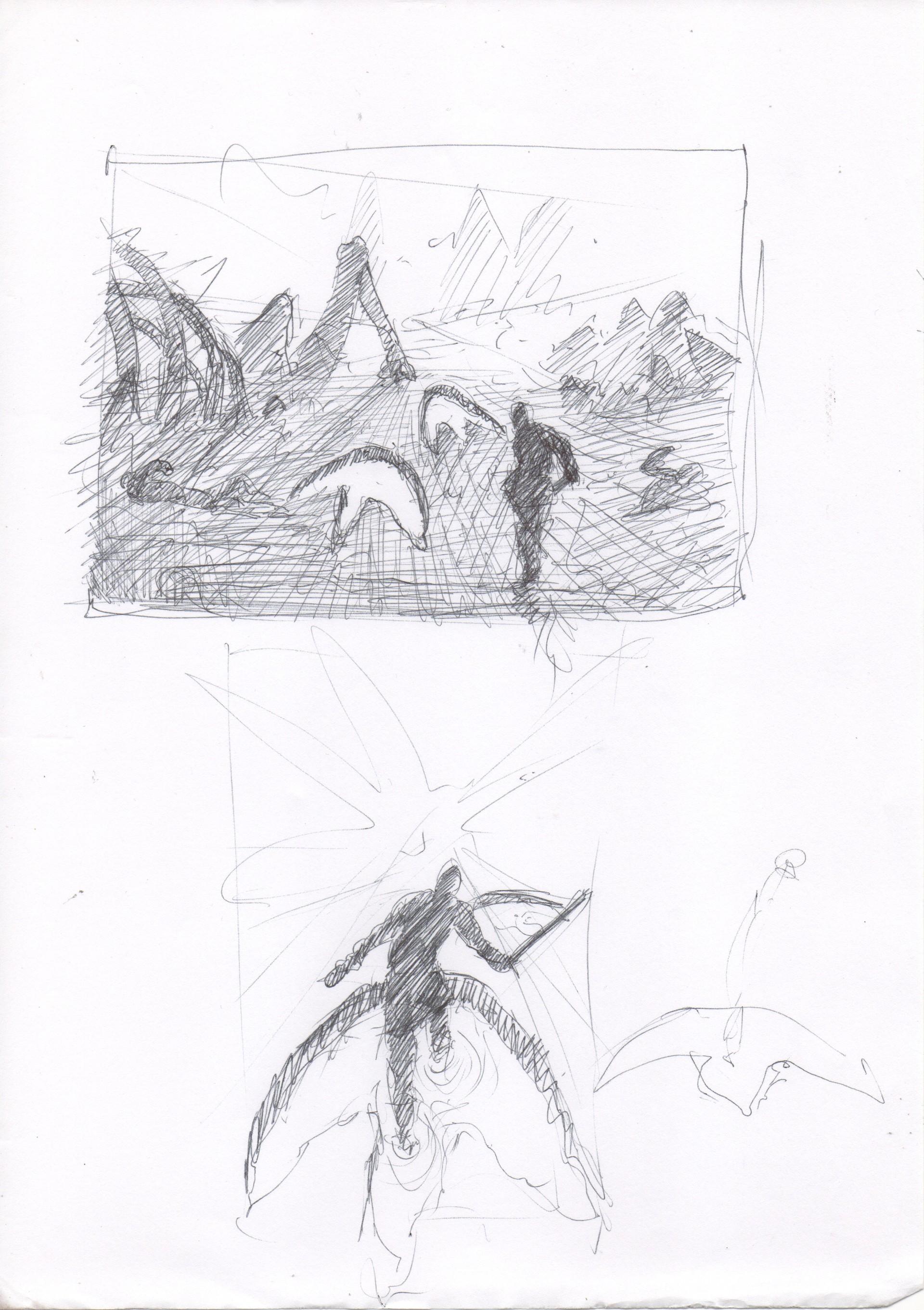 Friba art tracce di drago