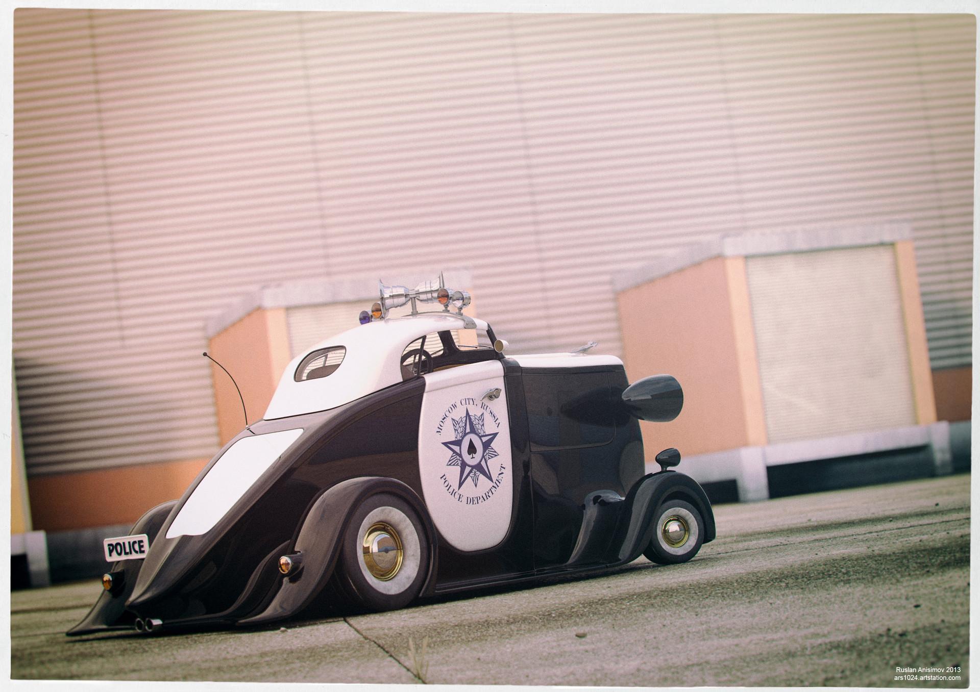 Ruslan anisimov 2013 policecar05